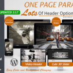 One Page Parallax